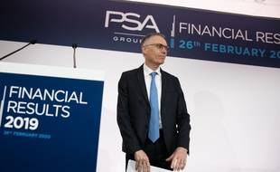 Carlos Tavarès est le PDG de PSA.