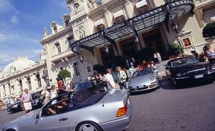 Un casino à Monaco (illustration).