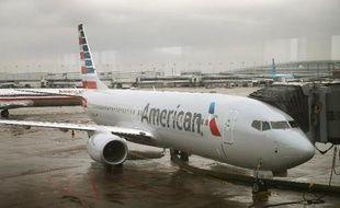 Un avion de la compagnie American Airlines.
