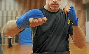 Frédéric Heini espère un nouveau titre de champion de France. (Archives)