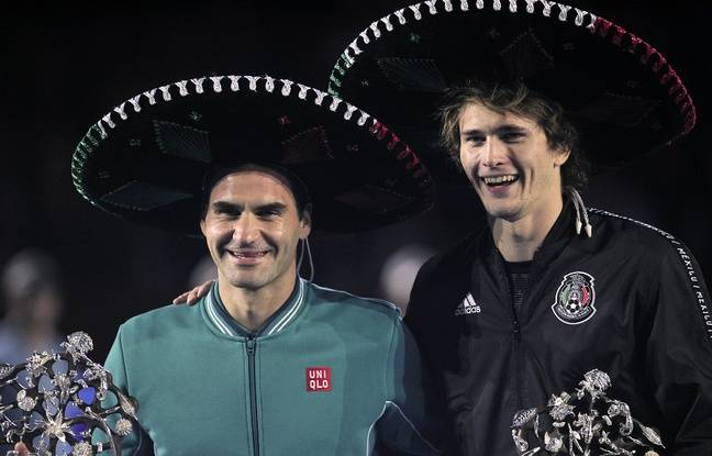 Mexique : Affluence record pour un match d'exhibition entre Federer et Zverev
