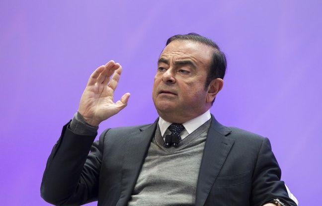 VIDEO. Cinq choses à savoir sur Carlos Ghosn, le grand patron de Nissan soupçonné de fraude fiscale