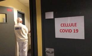 Au SAMU 31, une cellule dédié au coronavirus a été créé au centre d'appels 15.