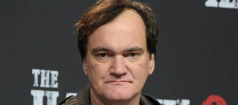 Quentin Tarantino en 2018