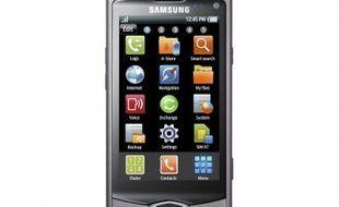 Le Samsung Wave.