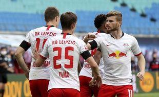 Les joueurs du RB Leipzig pourront à nouveau jouer devant leurs supporters en septembre 2020.