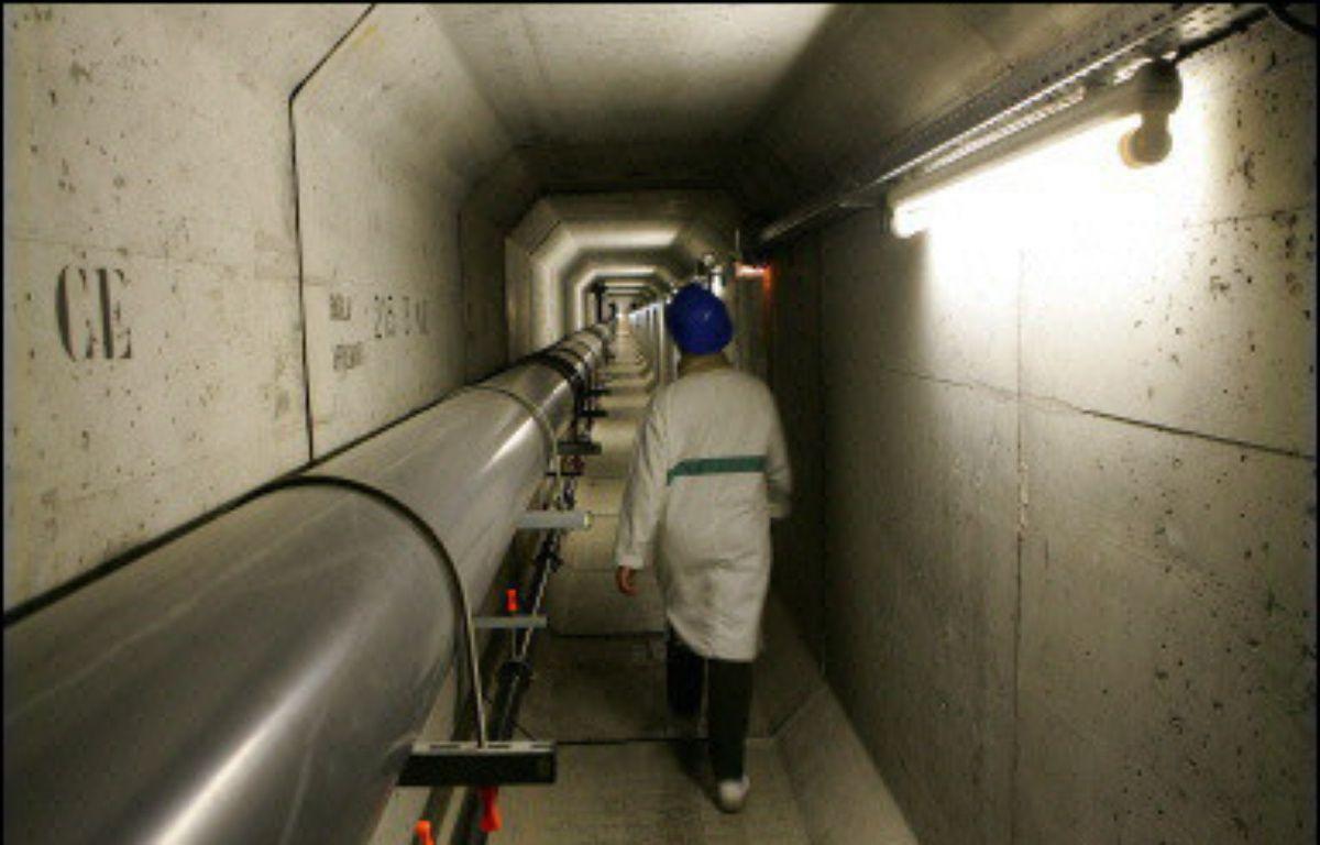 Le Conseil des ministres a approuvé mercredi un projet de loi de programme qui institue un plan national de gestion des matières et déchets radioactifs, et fixe un programme de recherches, selon le compte-rendu du Conseil. – Olivier Laban-Mattei AFP/Archives