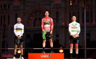 Primoz Roglic s'est imposé cette année sur le Tour d'Espagne