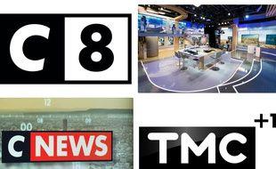 20 chaînes sont en lice pour le prix de «chaîen TNT de la saison» aux TV Notes 2019