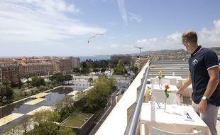 A l'hôtel Aston La Scala à Nice, il y a eu 200 réservations pour le mois de juillet (Illustration)