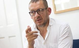 L'acteur Dany Boon à Beverly Hills le 27 avril 2017.