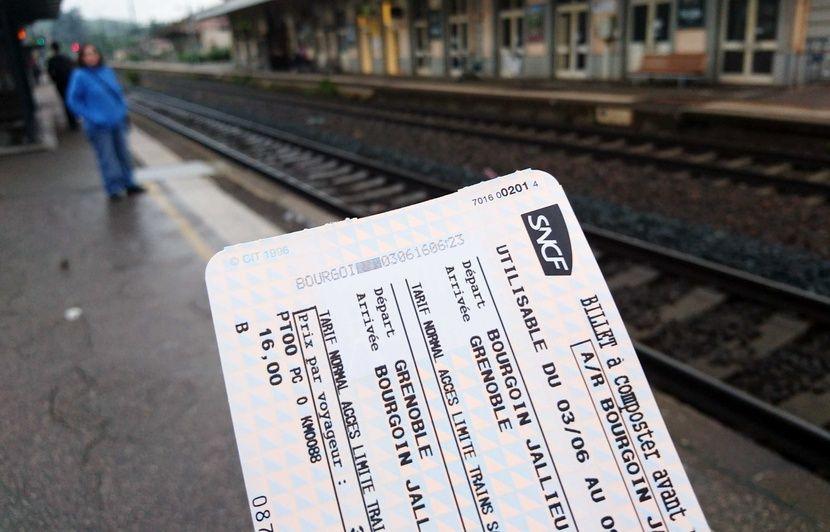 Image Billet De Train sncf: allez-vous pouvoir profiter de billets de train moins chers