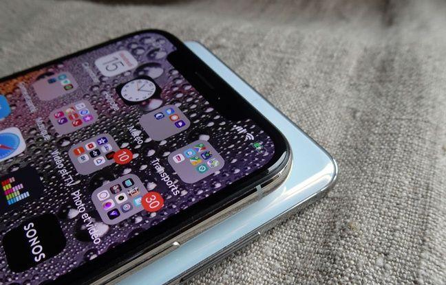 La Galaxy S10+ permet de recharger par induction les smartphones compatibles. Même les iPhone.