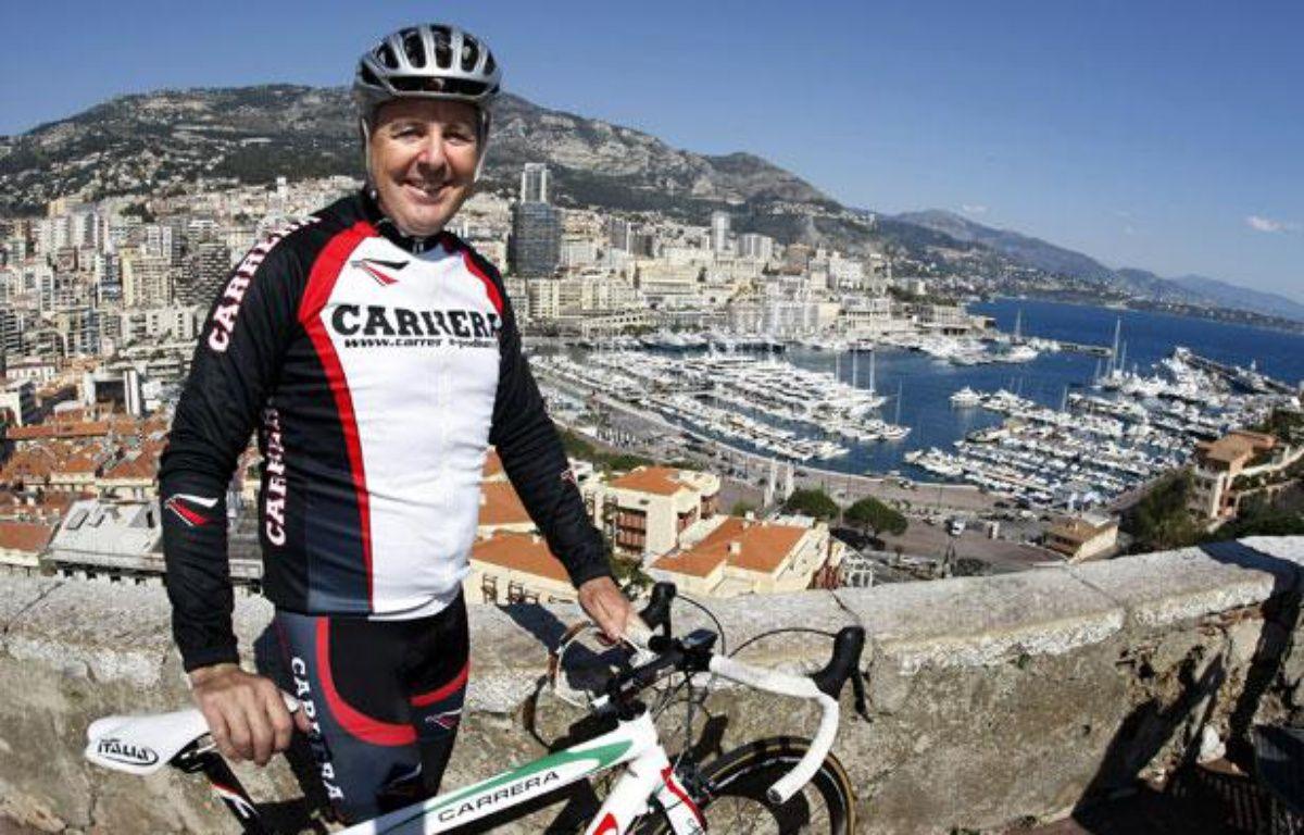 L'Irlandais Stephen Roche à Monte Carlo, en 2009. – REUTERS/Eric Gaillard