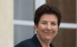 Frédérique Vidal à l'Elysée, le 12 juin 2018.