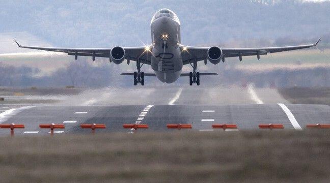 Changement climatique : A quelles conditions pourra-t-on toujours prendre l'avion en 2050 ? - 20 Minutes