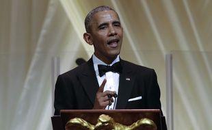 Barack Obama à la Maison Blanche, le 18 octobre 2016.