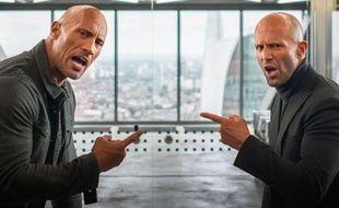 Extrait du teaser de «Hobbs & Shaw», spin-off de «Fast and Furious» avec Dwayne Johnson et Jason Statham