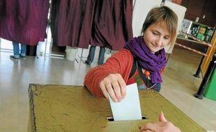 La participation pour ces élections est traditionnellement assez faible.