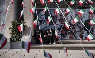 En Iran, le 1er février 2021.