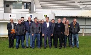 Saint-Médard-en-Jalles espère devenir camp de base lors de la coupe du monde 2023.