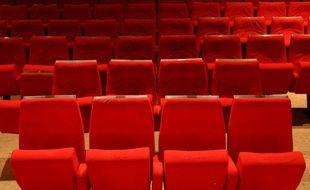 Illustration fauteuils de cinéma.