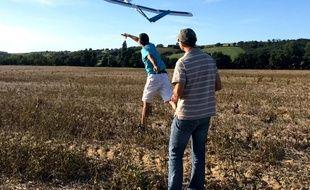Ce drone solaire conçu à Toulouse est le premier dans son genre à être commercialisé.