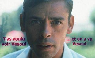 Vesoul, chanson de Jacques Brel sortie en 1968  a été reprise plus d'une centaine de fois dans des dizaines de langues.