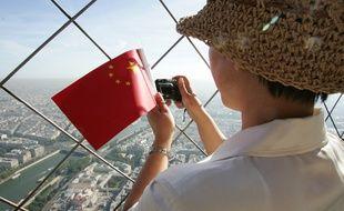 532.230 touristes chinois ont séjourné dans le Grand Paris en 2013. Un chiffre en hausse de 27,2% par rapport à 2012.