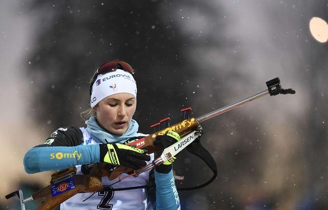 EN DIRECT. Biathlon: Le début de l'étape française... Le sprint féminin au Grand-Bornand à suivre en live