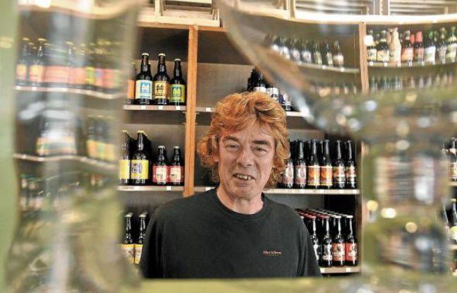 Au Village de la bière, Alain Pesez constate un engouement pour les blanches.