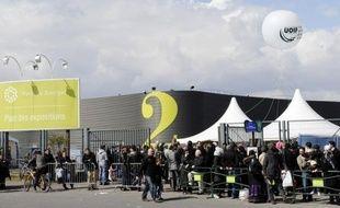 La candidate du Front national à la présidentielle, Marine Le Pen, a réclamé vendredi dans un communiqué la dissolution de l'Union des organisations islamiques de France (UOIF) et l'interdiction de son congrès prévu du 6 au 9 avril au Bourget.