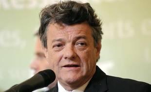 Jean-Louis Borloo, le 20 avril à Paris.