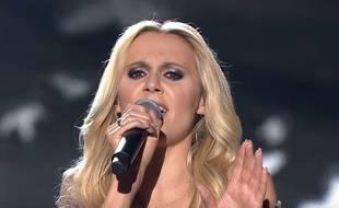 Kasia Mos, candidate de la Pologne à l'Eurovision 2017.