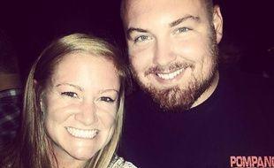 Ashley King et Joel Burger, un couple de l'Illinois.