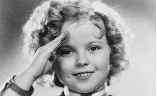 Shirley Temple en 1936