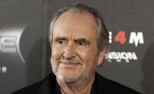 Le réalisateur Wes Craven, ici en 2011, est décédé le 30 août 2015 à l'âge de 76 ans.