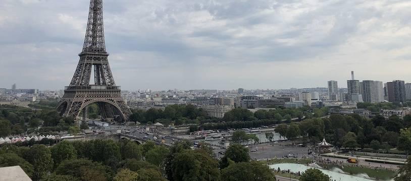 La Tour Eiffel est le site parisien le plus visité par les touristes