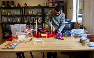 Basé dans le Finistère, le chantier d'insertion Ti Jouets a récupéré huit tonnes de jouets usagés l'an dernier.