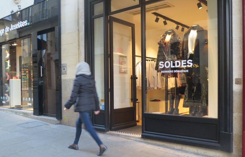 Nantes : Des commerçants agissent (enfin) contre les portes ouvertes en plein hiver