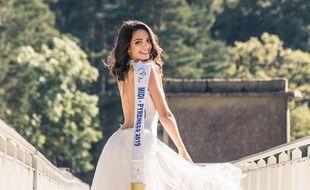 Andréa Magalhaes représentera les couleurs de Midi-Pyrénées lors du concours Miss France.