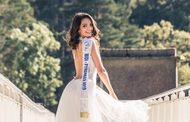 Toulouse: Qui est Andréa, l'étudiante qui défendra couleurs de Midi-Pyrénées aux Miss France?