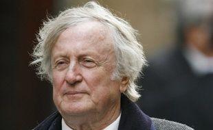 Le comédien Claude Rich en 2007.