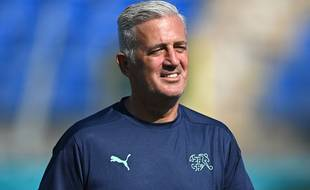 Vladimir Petkovic, le nouvel entraîneur des Girondins.