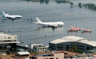 Bangkok s'enfonce inexorablement et pourrait être en partie submergée d'ici à 2030.