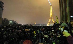 La nuit de la Saint Sylvestre a été la plus douce en terme de températures à Paris depuis 1883 avec 12,3 degrés, a annoncé Météo France dimanche.