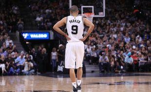 Tony Parker a marqué l'histoire des Spurs, qui le lui rendent bien.