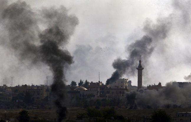 Offensive turque contre les Kurdes: Paris demande une réunion d'urgence de la coalition internationale anti-Etat islamique