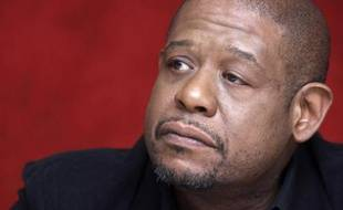 L'acteur Forest Whitaker.