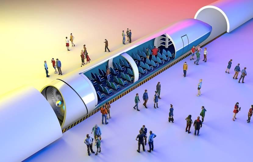 PODCAST. L'hyperloop va-t-il révolutionner la façon de nous déplacer?